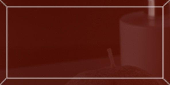 Kafelek lustrzany 10X20 4MM Faza Czerwony