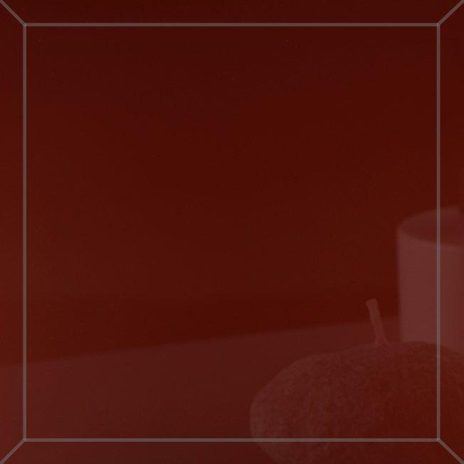 Kafelek lustrzany 30x30 4MM Faza Czerwony