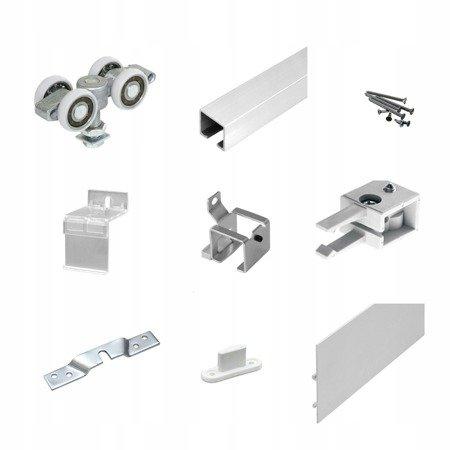 System Przesuwny do Drzwi Aluminium